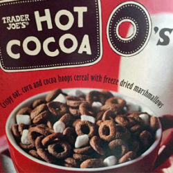 Trader Joe's Hot Cocoa O's Cereal