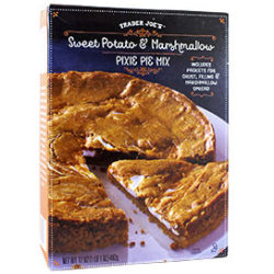 Trader Joe's Sweet Potato & Marshmallow Pixie Pie Mix