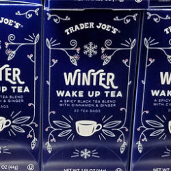 Trader Joe's Winter Wake Up Tea