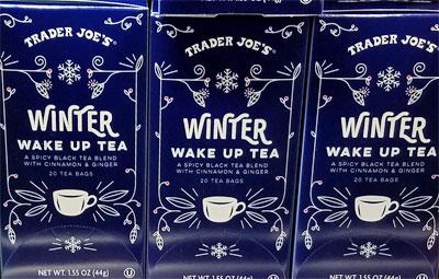 Trader Joe's Winter Wake Up Tea