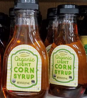 Trader Joe's Organic Light Corn Syrup