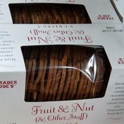 Trader Joe's Fruit & Nut Crisps