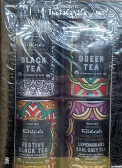 Trader Joe's Organic High Grown Tea Collection