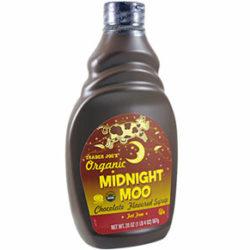 Trader Joe's Organic Midnight Moo Chocolate Syrup