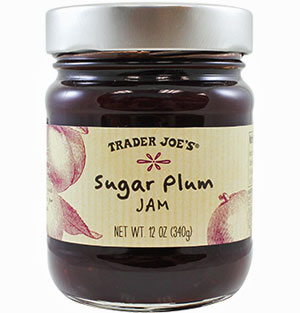 Trader Joe's Sugar Plum Jam