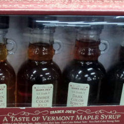 Trader Joe's A Taste of Vermont Maple Syrup