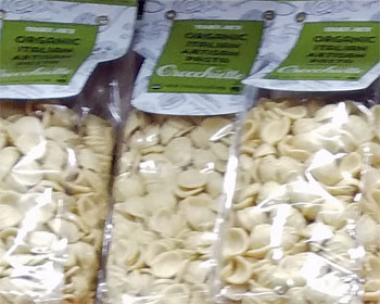 Trader Joe's Orecchiette Pasta