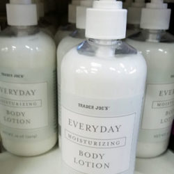 Trader Joe's Everyday Moisturizing Body Lotion