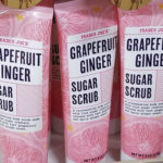 Trader Joe's Grapefruit Ginger Sugar Scrub