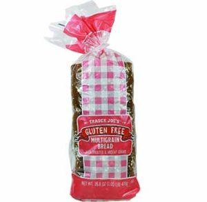 Trader Joe's Gluten Free Multigrain Bread