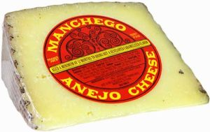 Trader Joe's 12 Month Aged Manchego Anejo Cheese
