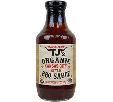 Trader Joe's Organic Kansas City Style BBQ Sauce Reviews