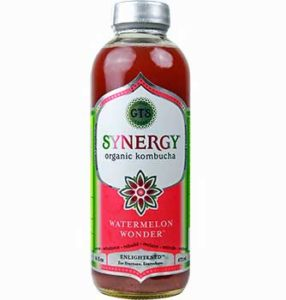 Synergy Organic Watermelon Wonder Kombucha