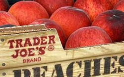 Trader Joe's Peaches