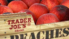 Trader Joe's Peaches