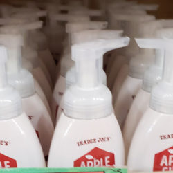 Trader Joe's Apple Cider Scented Foaming Hand Soap