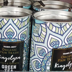 Trader Joe's Organic Kingslynn Single-Estate Green Tea