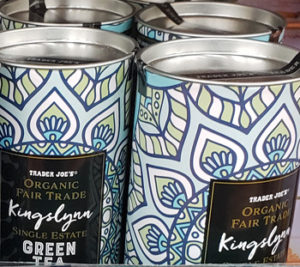 Trader Joe's Organic Kingslynn Single-Estate Green Tea