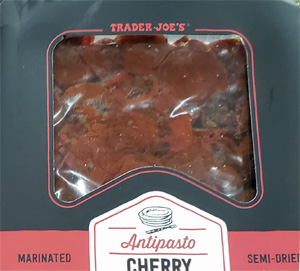 Trader Joe's Antipasto Cherry Tomatoes