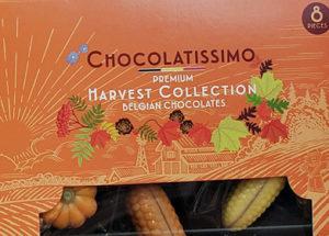 Trader Joe's Chocolatissimo Harvest Collection Belgian Chocolates