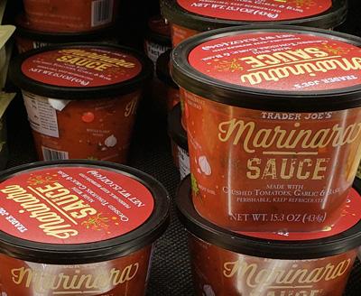 Trader Joe's Refrigerated Marinara Sauce
