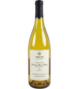 Trader Joe's Reserve Chardonnay Russian River Valley Wine