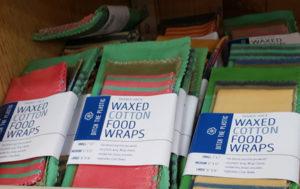Trader Joe's Waxed Cotton Food Wraps