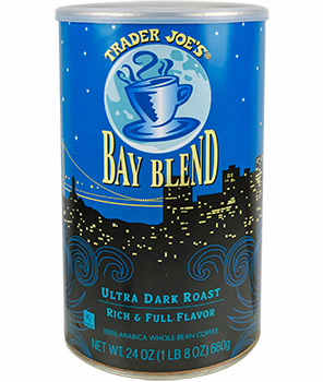 Trader Joe's Bay Blend Coffee