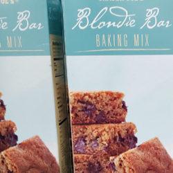 Trader Joe's Blondie Bar Baking Mix