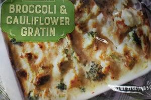 Trader Joe's Broccoli Cauliflower Gratin