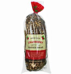 Trader Joe's Cranberry Rustico Bread