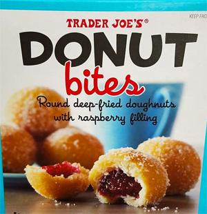 Trader Joe's Donut Bites