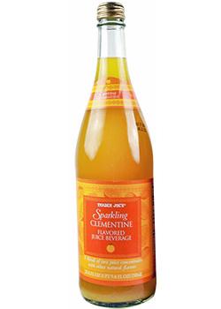 Trader Joe's Sparkling Clementine Juice