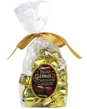 Trader Joe's Italian Gianduja Chocolate