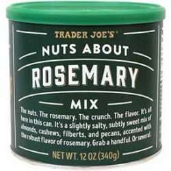 Trader Joe's Nuts About Rosemary Mix