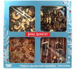 Trader Joe's Bark Quartet