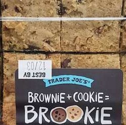 Trader Joe's Brookie