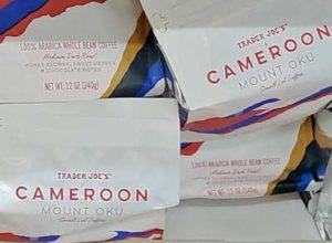Trader Joe's Cameroon Mount Oku Small Lot Coffee