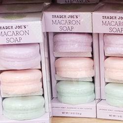 Trader Joe's Macaron Soap