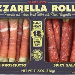 Trader Joe's Mozzarella Rolloni