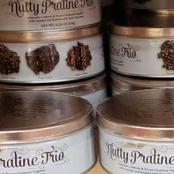 Trader Joe's Nutty Praline Trio