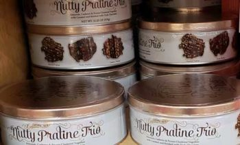 Trader Joe's Nutty Praline Trio