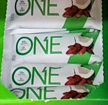 ONE Coconut Almond Protein Bar Reviews