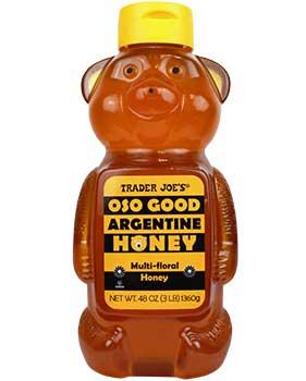 Trader Joe's Oso Good Argentine Honey