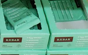 RXBar Mint Chocolate Protein Bar