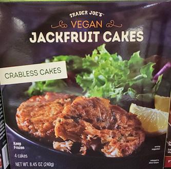 Trader Joe's Vegan Jackfruit Cakes Reviews