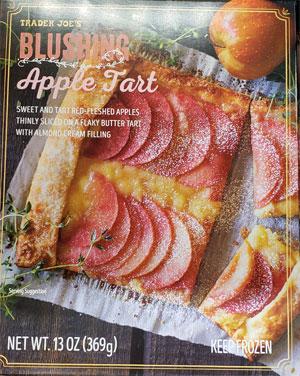 Trader Joe's Blushing Apple Tart