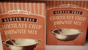 Trader Joe's Gluten-Free Chocolate Chip Brownie Mix