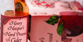 Henry Hotspur's Hard Pressed for Cider Rosé