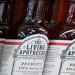 The Living Apothecary Probiotic Kefir Water Tea